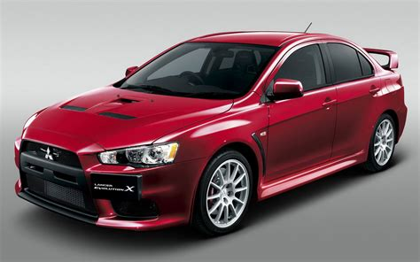Mitsubishi Lancer Evolution Price Modifications