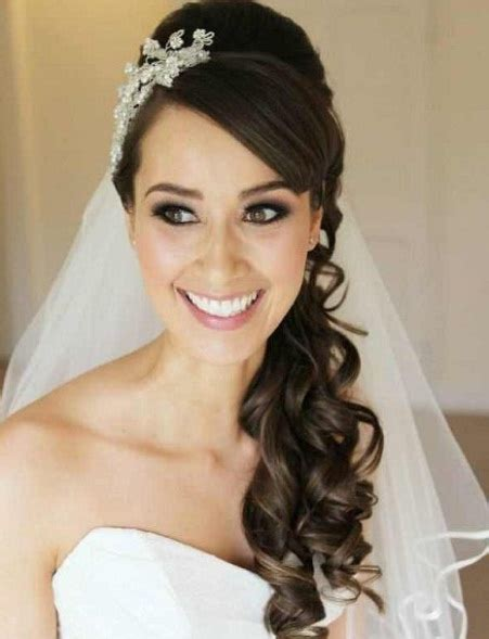 Wedding Hair With Bouffant by 15 Different Wedding Curly Hairstyles