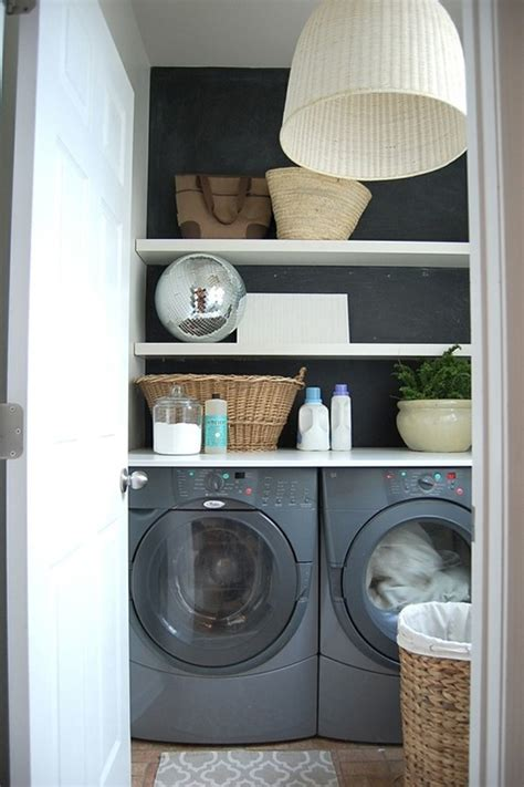 Storage ideas for small rooms decorating small laundry room ideas