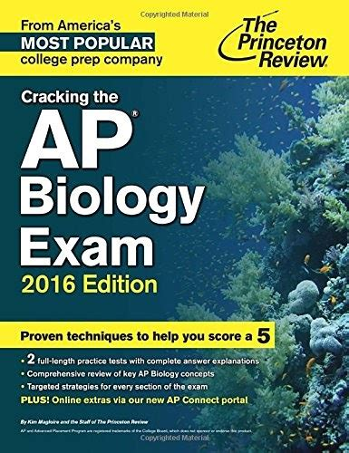 ap biology 2018 review book test prep book study guide for the college board ap biology books reading for free cracking the ap biology