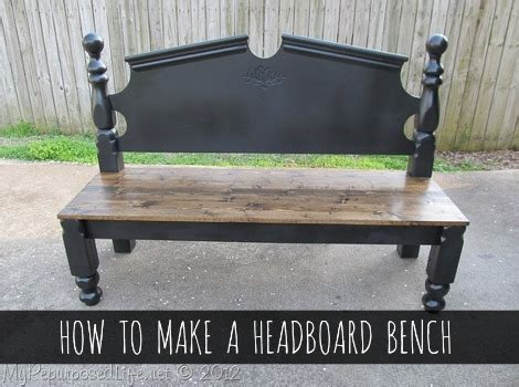 headboard bench how to make a large headboard bench