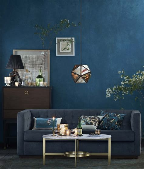 living room for living room colour schemes moody blues homegirl