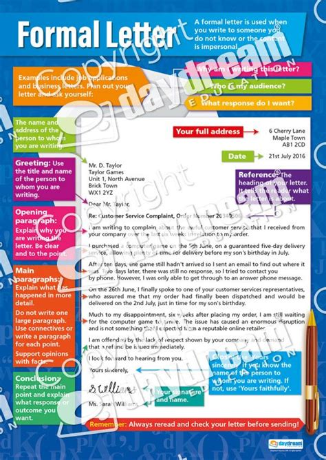 Formal Letter In Grammar The 25 Best Ideas About Formal Letter Writing On Formal Business Letter Letter In