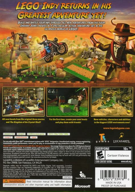 tutorial lego indiana jones xbox 360 lego indiana jones 2 the adventure continues 2009 xbox