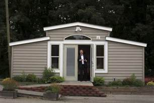 Grannypad Granny Pods Offer A Tiny Home Alternative For Senior