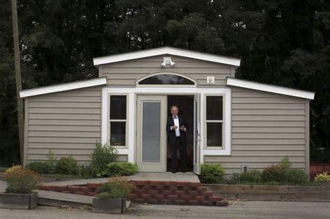 Small Homes For Elderly Parents Pods Offer A Tiny Home Alternative For Senior