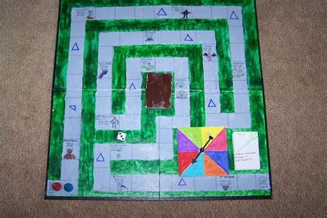 diy game my percy jackson board game diy