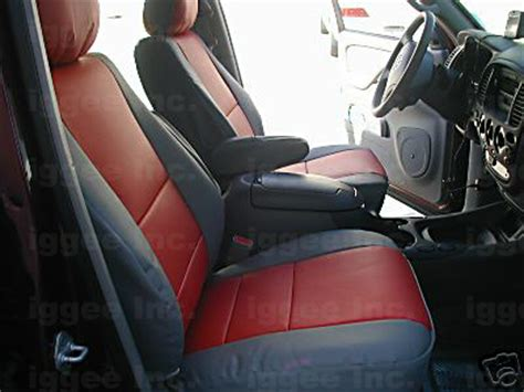 Toyota Tundra Leather Seats Toyota Tundra 2005 2006 Iggee S Leather Custom Fit Seat