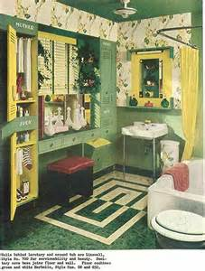 1940s decor 32 pages of designs and ideas from 1944 retro renovation