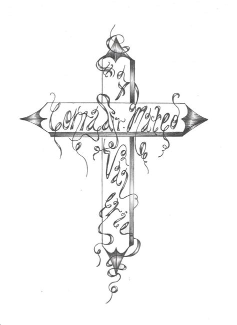 black cross tattoo meaning black and white meaning cross design tattoomagz