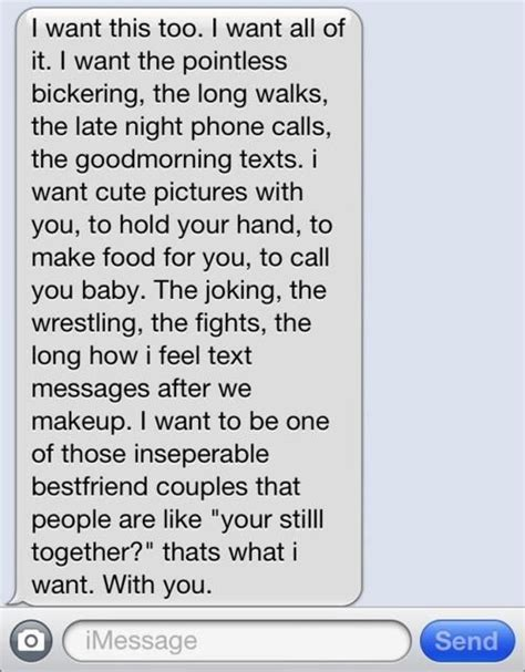Mba Want You To Get Them For What by 17 Best Ideas About Boyfriend Texts On