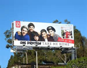 daily billboard one direction take me home album