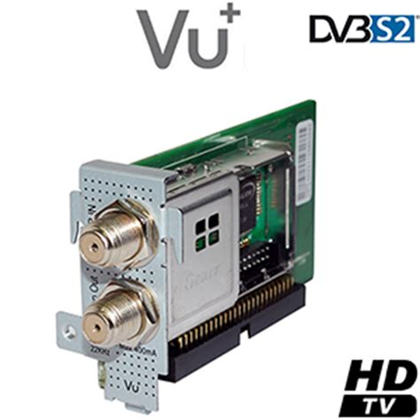 Cable Antenne Tv 858 by Vu Duo 178 Hd Pvr Terminal Num 233 Rique Hd Linux Tuner