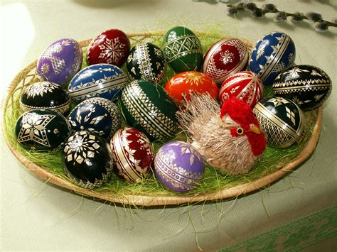 easter eggs decoration wynken blynken and nod dazzling slavic easter eggs