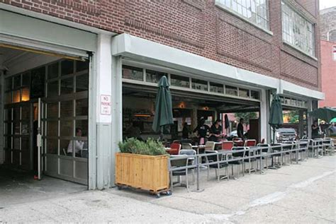 Garage Restaurant Nyc by Barbuto Nyc Real S Kitchen