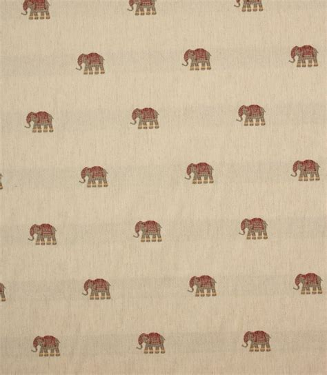 elephant pattern fabric uk elephants c fabric red just fabrics