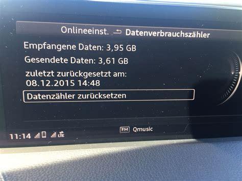 Audi Connect Sim Karte by Image Audi Connect Sim Karte Gr 246 223 E Audi Q7 4m