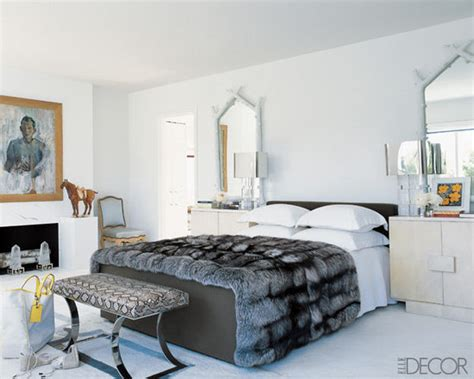 elle decor celebrity homes house of brady celebrity bedrooms