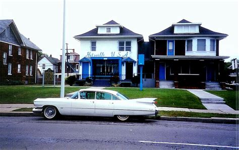 Detroit Michigan Records Panoramio Photo Of Motown Records Hitsville U S A