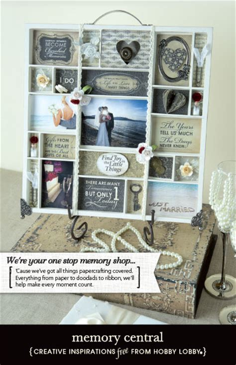 Hobby Lobby Craft Paper - hobbylobby projects memory central