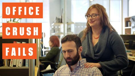Office Crush how you really sound while flirting with your office crush fast company business innovation