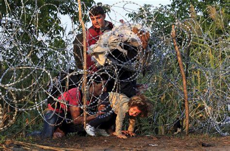 imagenes impactantes refugiados el mundo 225 rabe en la mira por dar la espalda al drama de