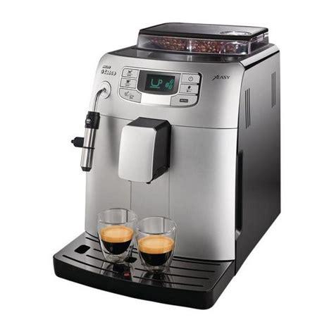 Machine à Café 72 by Saeco Intelia Hd8752 41 Achat Vente Machine 224 Expresso
