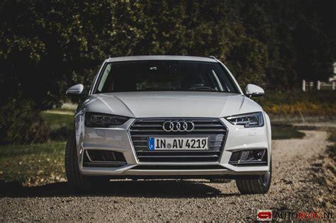 Audi A4 Video by Audi A4 Avant Rijtest En Video Autoblog Nl