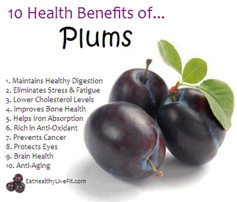 Plumb Benefits by Plums Eathealthylivefit Com