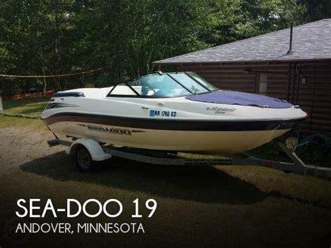 boat rental anoka mn 20 foot sea doo 19 20 foot sea doo motor boat in anoka