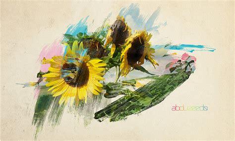 watercolor design tutorial beautiful watercolor effects in web design and tutorials