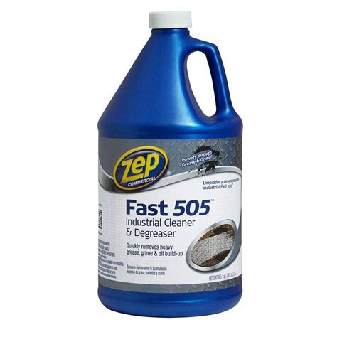 zep 128 oz fast 505 industrial cleaner and degreaser