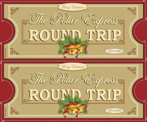 printable polar express tickets boarding passes 57 best polar express movie images on pinterest cinema