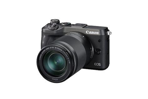 Kamera Canon Eos M6 majalah ict canon eos m6 kamera mirrorless dengan dual