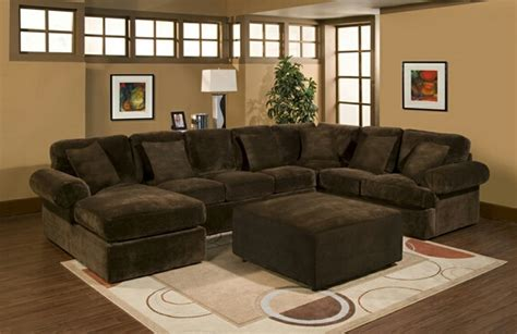 chocolate brown sectional sofa with chaise 3 pc bradley sectional sofa with chocolate plush velour