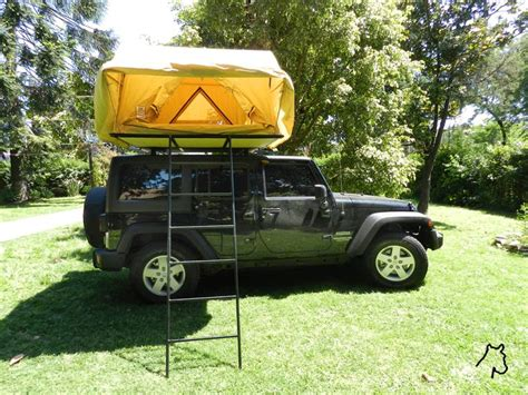 Tent For Jeep Wrangler Unlimited Jeep Wrangler Unlimited With Rooftop Tent My Travels