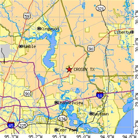 map of crosby texas texas map by area code texas wiring diagram and circuit schematic