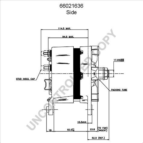 wilson alternators wiring diagram wilson one wire