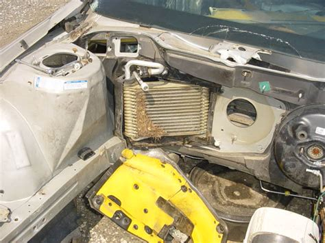replace 174 oldsmobile eighty eight 1986 1990 heater core a c evaporator gm forum buick cadillac chev olds