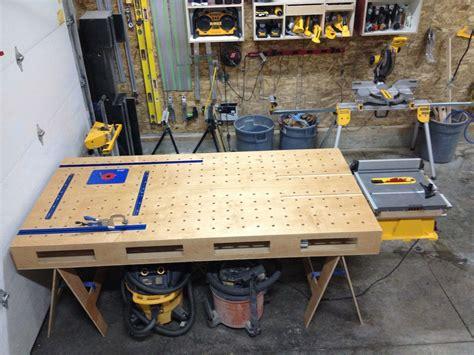 Garage Workshop Design luke s garage shop the wood whisperer