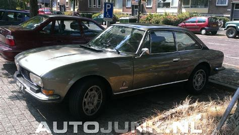 peugeot 504 coupe foto peugeot 504 coup 233 2 7 v6 injection