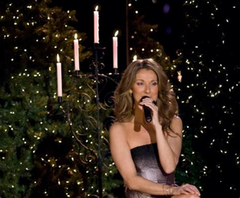 it is a christmas dion dion performs quot o holy quot noel song