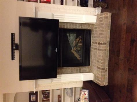 Mounting Tv Gas Fireplace by Wall Mounting Tv Above Fireplace Doityourself