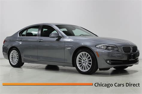 Bmw 535i 2012 by Chicago Cars Direct Reviews Presents A 2012 Bmw 535i