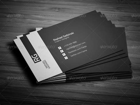 easy business cards template 25 best business card templates photoshop designs 2017