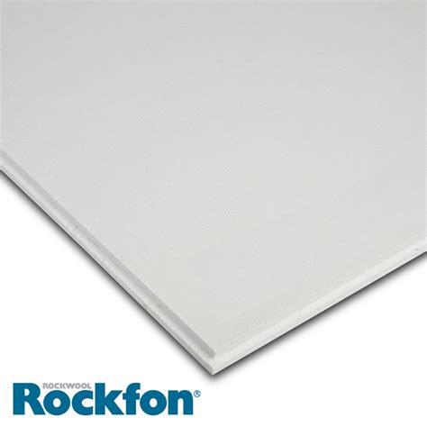 Tegular Edge Ceiling Tiles by Rockfon Artic E24 Tegular Edge Ceiling Tiles 600mm X 600mm