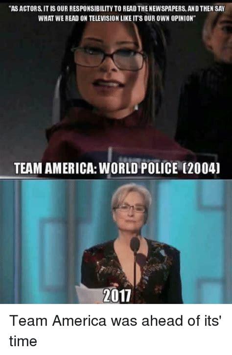 Team America Meme 25 best memes about team america team america memes