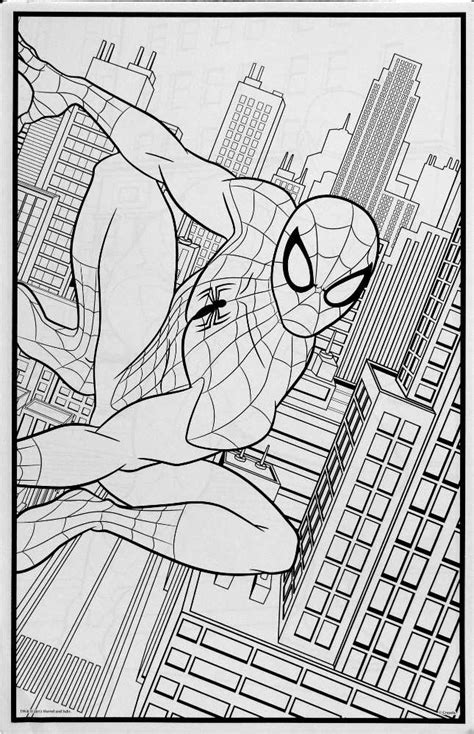 crayola giant coloring pages ultimate spider man comfortable crayola giant coloring pages spiderman ideas