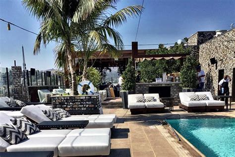 the highlight room the 7 best rooftop bars in los angeles to check out now