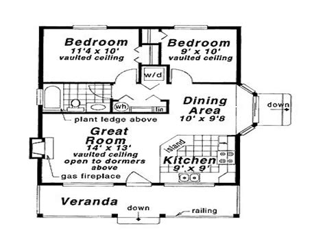 guest house floor plans 2 bedroom 2 story master bedroom 1 bedroom 2 story guest house plans